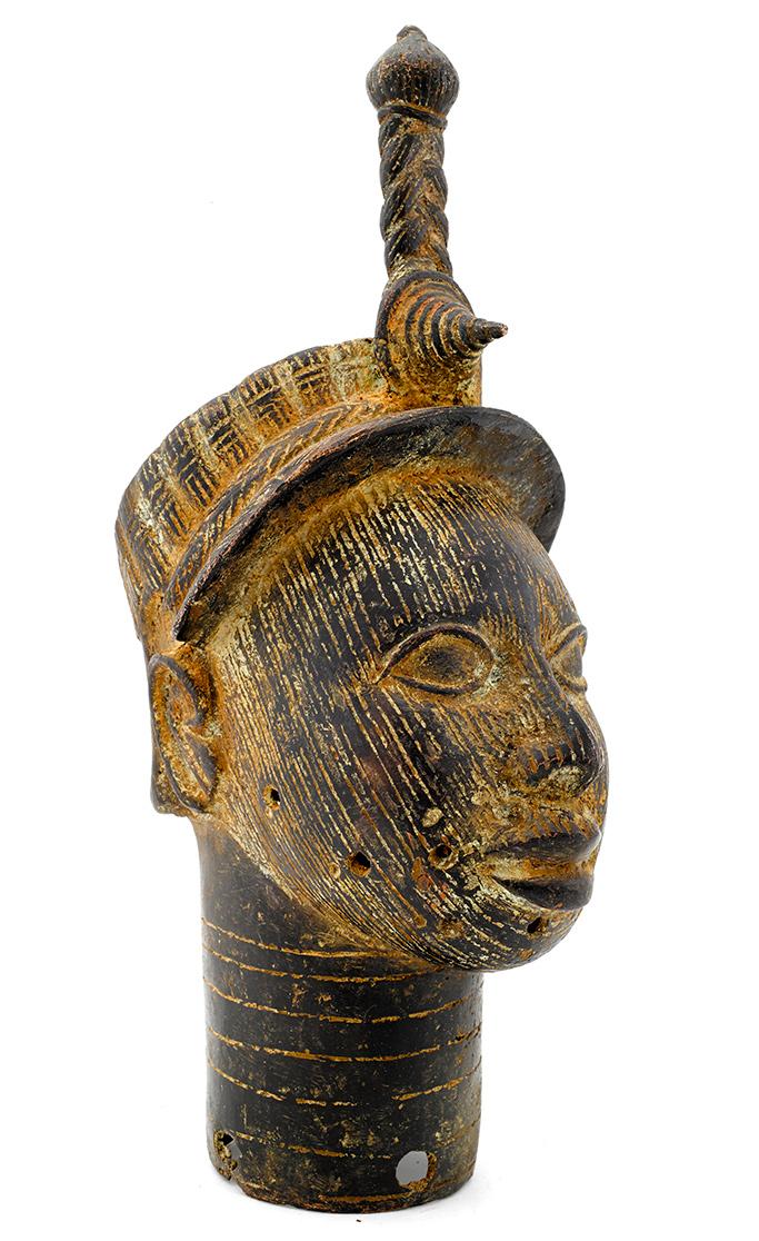 Фотосъемка африканских скульптур Камеруна